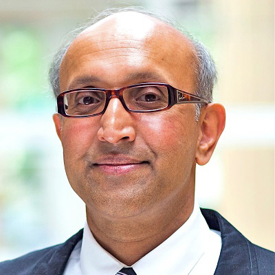 Illinois Tech alumnus Mathai Varghese (MATH '81)