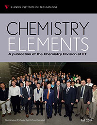 2014 Chemistry Elements Department Newsletter