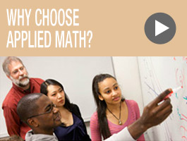 Why Choose Applied Math?