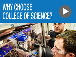 Why Choose College of Science?