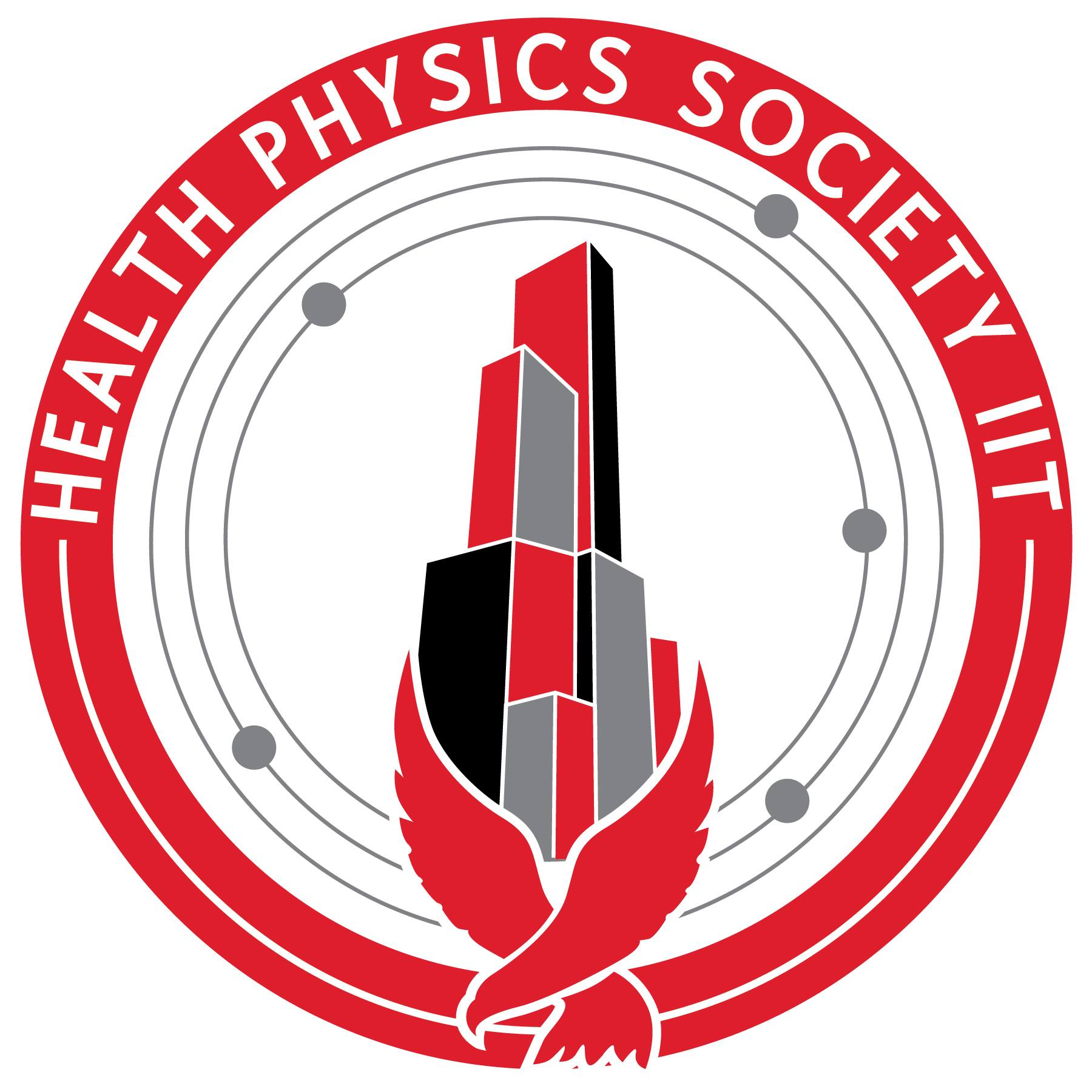 Illinois Tech Health Physics Student Group Logo