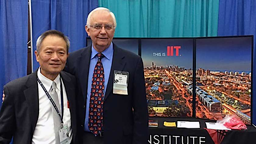 IIT at 59th Annual Health Physics Society Meeting